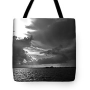 Barnstable Harbor Sky Tote Bag