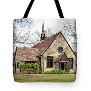 Barnwell Chapel Tote Bag