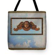 Baroque Angel Tote Bag