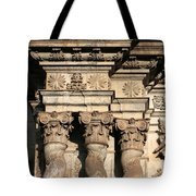 Baroque Designs Tote Bag
