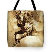Baroque Horse Series IIi-i Tote Bag