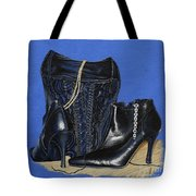 Baroque Still Life Tote Bag