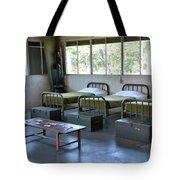 Barrack Interior At Fort Miles - Delaware Tote Bag