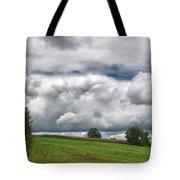 Barre Clouds 2181 Tote Bag