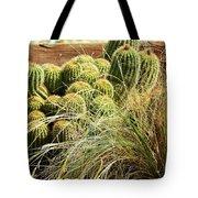 Barrel Cacti Tote Bag