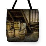 Barrel Casks Tote Bag