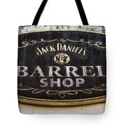 Barrel Shop Tote Bag