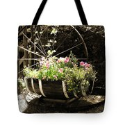 Barrell Of Fun Tote Bag