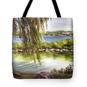 Barrie Waterfront Tote Bag