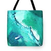 Barrier Reef Tote Bag
