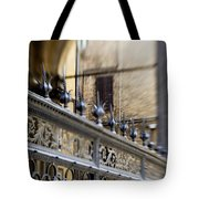 Barriers And Openings Tote Bag