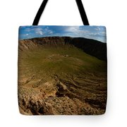 Barringer Meteor Crater #3 Tote Bag