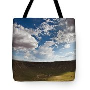 Barringer Meteor Crater #4 Tote Bag