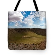 Barringer Meteor Crater #5 Tote Bag