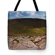 Barringer Meteor Crater #6 Tote Bag