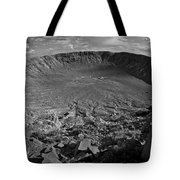 Barringer Meteor Crater #7 Tote Bag
