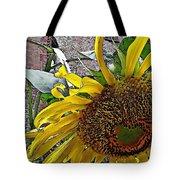 Barrio Sunflower 3 Tote Bag