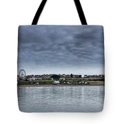 Barry Island Panorama Tote Bag