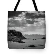 Barry Island Rocks Tote Bag