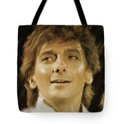 Barry Manilow, Music Legend Tote Bag