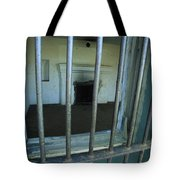Bars And Fireplace - Fort Rucker Area Tote Bag