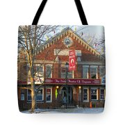 Barter Theatre Tote Bag