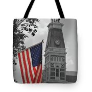 Bartholomew County Court House Tote Bag