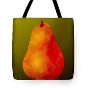 Bartlett Pear Tote Bag