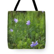 Bartram's Ixia And Bee #3 Tote Bag