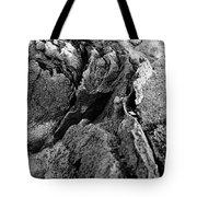 Basalt Textures Tote Bag