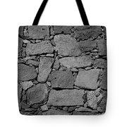 Basalt Wall Tote Bag