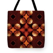 Baseball Cross Tote Bag