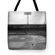 Baseball: Fenway Park, 1956 Tote Bag