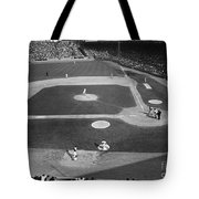 Baseball Game, 1967 Tote Bag by Granger