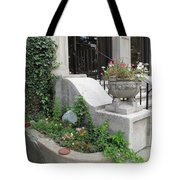 Basement Entry Garden Tote Bag
