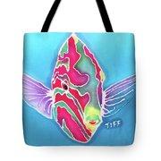 Bashful Tote Bag