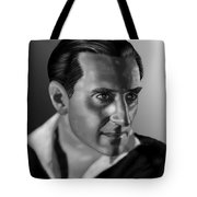 Basil Rathbone Tote Bag