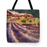 Lavender Smell Tote Bag