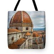 Basilica Di Santa Maria Del Fiore Tote Bag