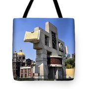Basilica Of Our Lady Guadalupe 4 Tote Bag