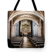 Basilica Of San Isidoro De Leon - Interior Tote Bag