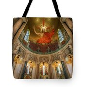 Basilica Of The National Shrine Tote Bag