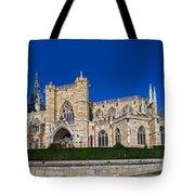 Basilique Notre - Dame De L'epine Tote Bag