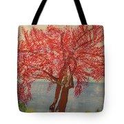 Bask In Blooming Beauty Tote Bag