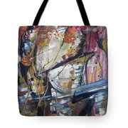 Basket-boll Dreams Tote Bag