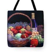 Basket Of Abundance Tote Bag