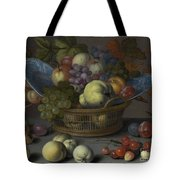 Basket Of Fruits Tote Bag