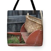 Basket On Route Tote Bag