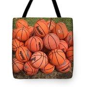 Basketbal Anyone Tote Bag