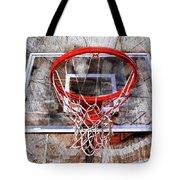 Basketball Art Version 28 Tote Bag